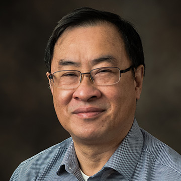 Photograph of David Chan, MD