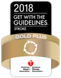Get with the guidelines - 2018 gold plus certified