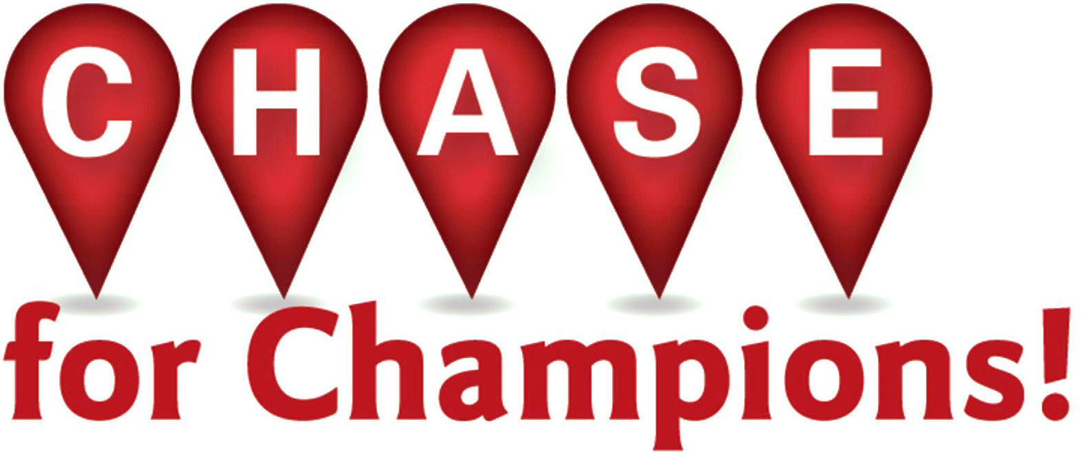 Chase for Champions logo