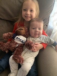 Toy bear donations help prep families for baby's arrival home